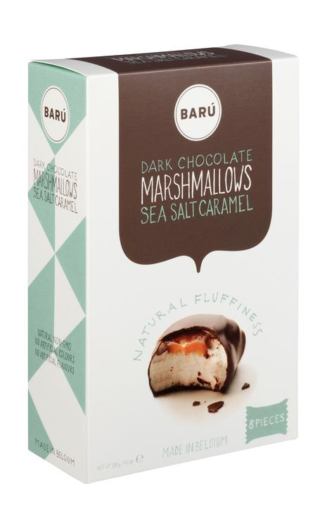 Baru - Dark Chocolate Marshmallows Sea Salt Caramel