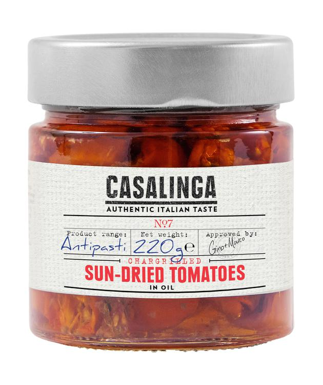 Casalinga Chargrilled Sun-Dried Tomatoes in Oil